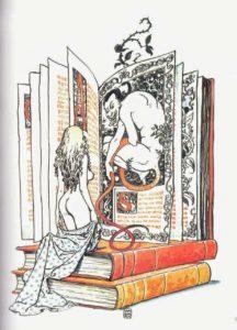 Novela erótica Milo Manara